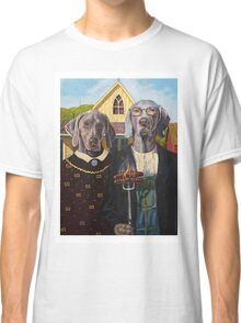 American Dogs Classic T-Shirt