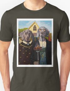 American Dogs Unisex T-Shirt