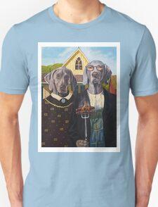 American Dogs Unisex T-Shirt