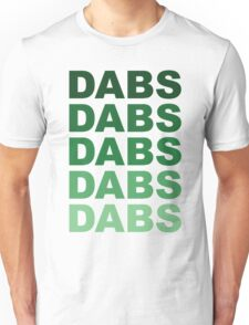 DabsDabsDabs Unisex T-Shirt