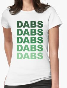 DabsDabsDabs Womens Fitted T-Shirt