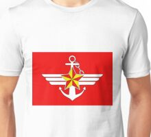 Flag of the Republic of Korea Armed Forces Unisex T-Shirt