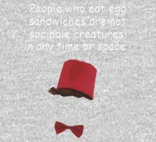 Egg sandwich Doctor ? One Piece - Long Sleeve