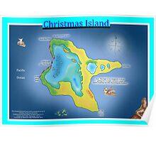 Christmas Island (Kiritimati) Poster