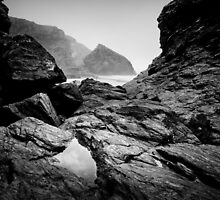 wild coast by Dorit Fuhg