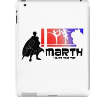 Marth - Just the Tip - Super Smash Bros. - INVERT iPad Case/Skin