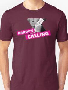 Hamilton - Daddy's Calling Unisex T-Shirt