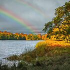 Autumn Rainbow by mhfore