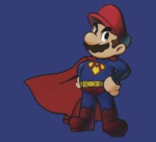 Super Mario by Petertwnsnd