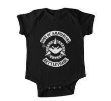 Sons of Amphibians  One Piece - Short Sleeve