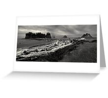 La Push, Washington Greeting Card