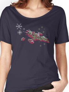 Winter Wonderverse Women's Relaxed Fit T-Shirt