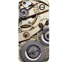 Clockwork 1 iPhone Case/Skin