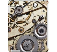 Clockwork 1 iPad Case/Skin