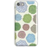Succulent Circus iPhone Case/Skin