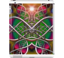 Heavy Metal Pretzel  (G1012) iPad Case/Skin