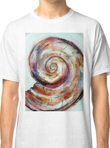 Moon Shell in Color Classic T-Shirt