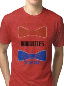 Doctor Who : Bow Ties Are Cool Tri-blend T-Shirt