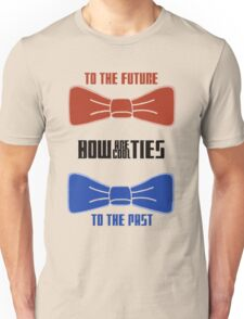Doctor Who : Bow Ties Are Cool Unisex T-Shirt