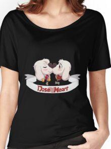 Nose Heart! <3 Women's Relaxed Fit T-Shirt