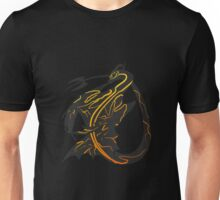 Storm Dragon Unisex T-Shirt