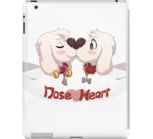 Nose Heart! <3 iPad Case/Skin