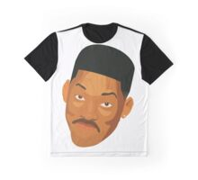 The Freshest Prince - Head Graphic T-Shirt