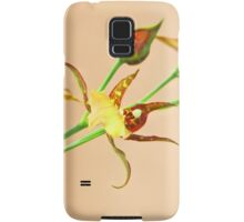 Orchid Stalk Samsung Galaxy Case/Skin