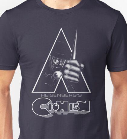 Clockwork Heisenberg Unisex T-Shirt