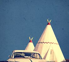 Eat and Sleep in a Wigwam by Edward Fielding