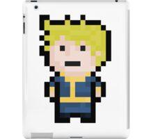 8-Bit Pixel Vault Boy iPad Case/Skin