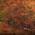 Leaves of Rust by Ginger  Barritt