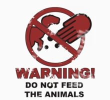 Don't Feed the Animals by Insanmiac