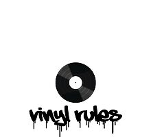 Vinyl Rules 2 by raneman