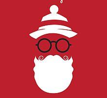 Santa - Before it was Yule by christymcnutt