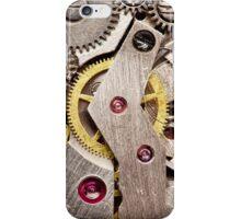 Clockwork 4 iPhone Case/Skin