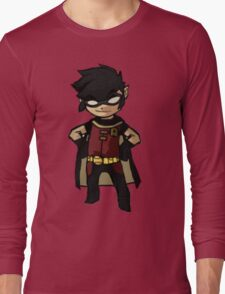 Rupin - Young Justice Style Long Sleeve T-Shirt
