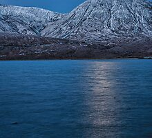 Moonlight on Skye by Fraser Ross