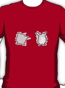 Jigglypuff, Wigglytuff T-Shirt