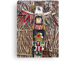 Eagle Totem  Canvas Print