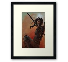 The Mockingjay  Framed Print