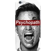 Psychopath iPhone Case/Skin
