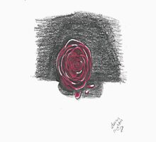 Rose in Red Unisex T-Shirt