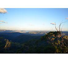 Wild Dog Mountains Photographic Print
