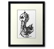 Avion Framed Print
