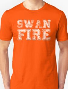 One Upon a Time - Swan Fire T-Shirt