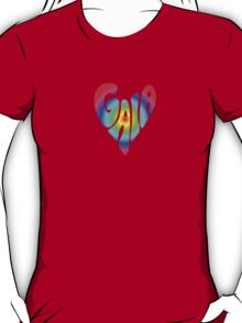 Gaia Heart 2 T-Shirt