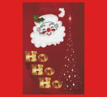 Ho Ho Ho !  One Piece - Short Sleeve