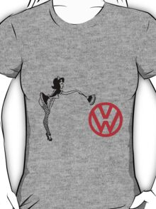 VW to clean T-Shirt