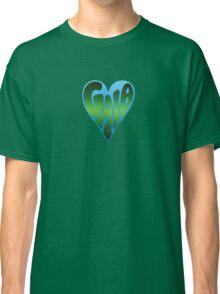 Gaia Heart 1 Classic T-Shirt
